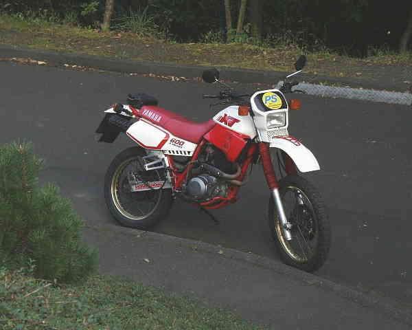 XT, ein prima Moped